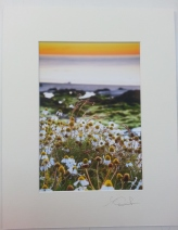 Night Time LLyn Perninsula 2010 £35 mounted and wrapped