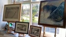 Framed originals for sale.